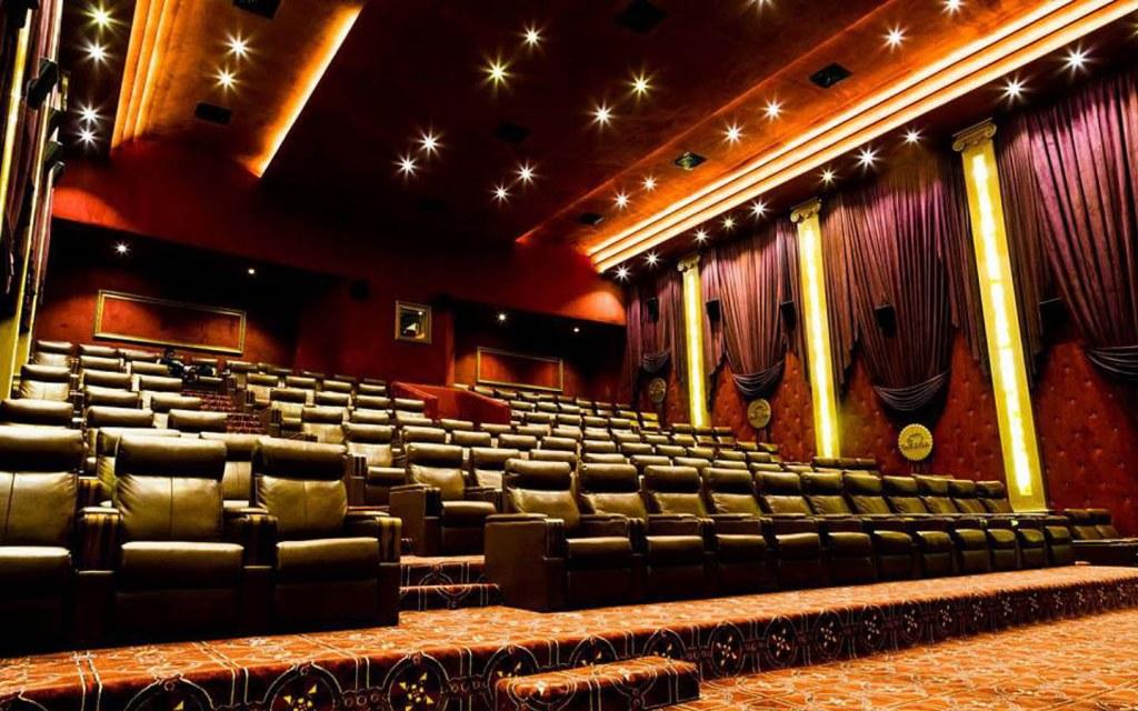 Lahore's Cinestar cinemas are very popular among movie buffs