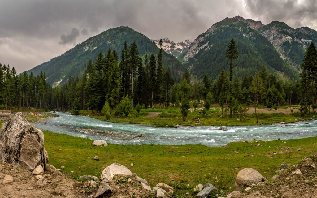 The valley of Kumrat is in Khyber Pakhtunkhwa's Upper Dir District