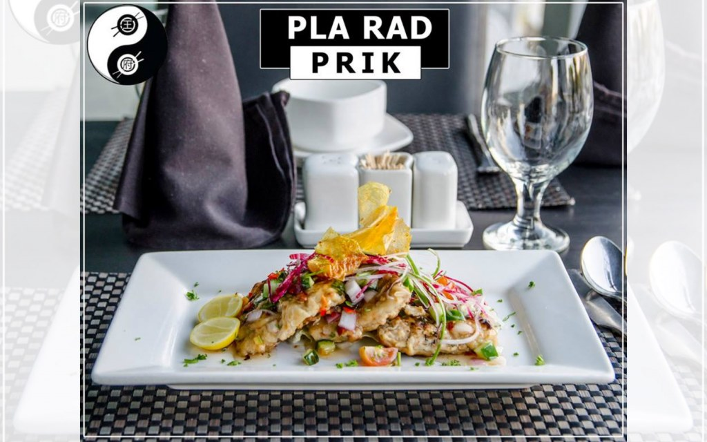 best seafood dishes in Islamabad