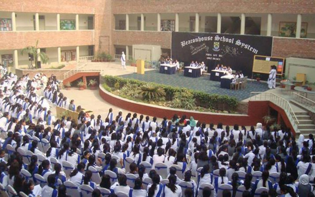 Beaconhouse is one of the top O-level schools in Gujranwala