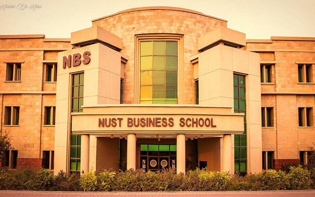 NBS is NUST's Business School Campus