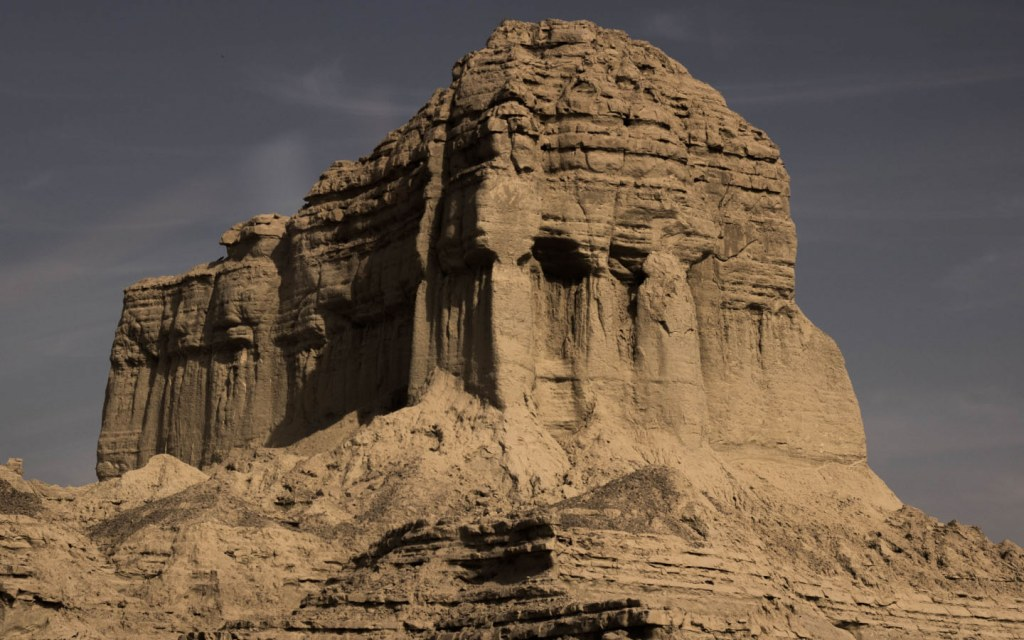 A variety of topographical features are observed in Hingol National Park