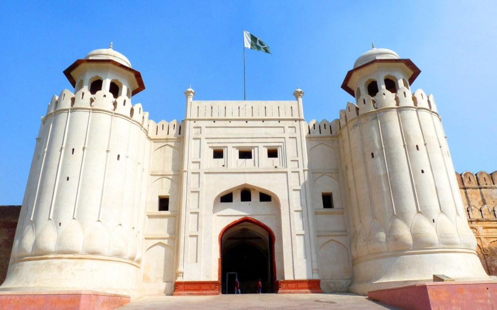Lahore Fort is a popular historical destination in the area