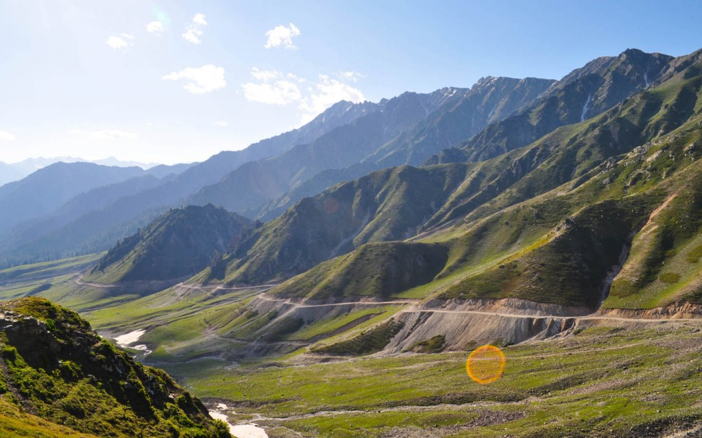 The valley of Kumrat has dozens that are yet to be explored