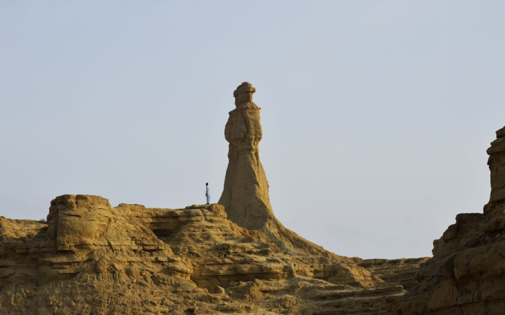 Princess of Hope is an incredible rock formation