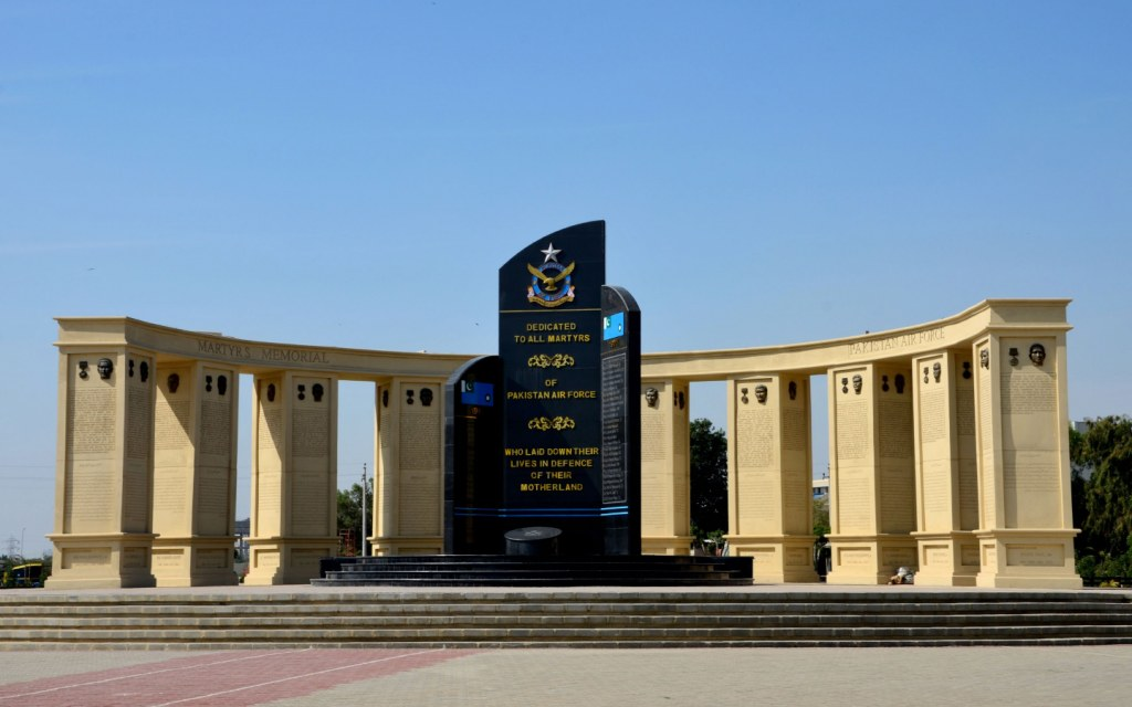 PAF Museum is a popular family attraction in Karachi