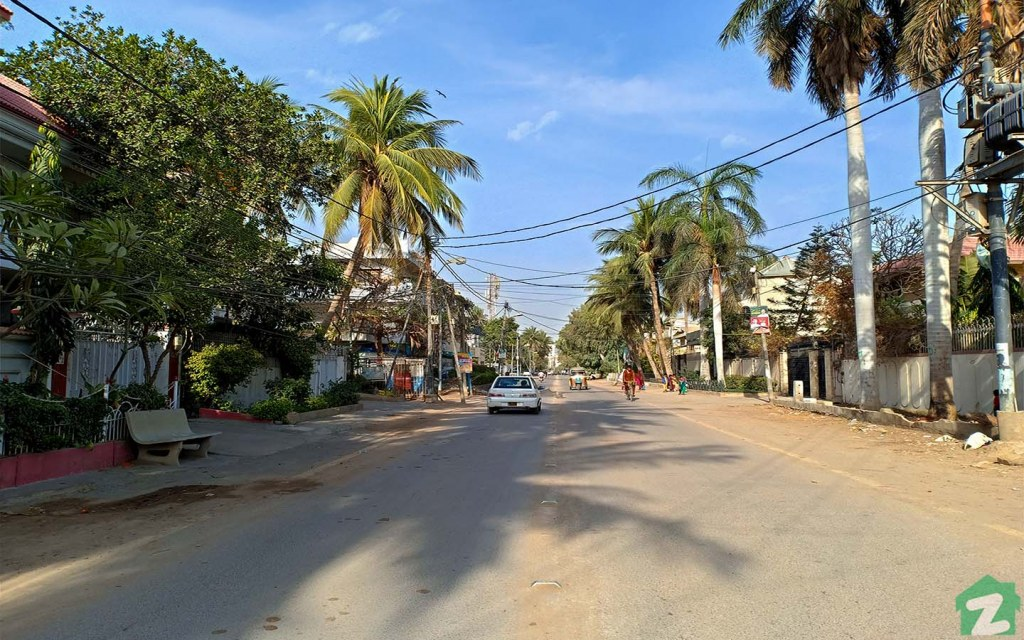 Karachi's Gulishan Iqbal Town is very popular among homebuyers looking for a property under 4 crore