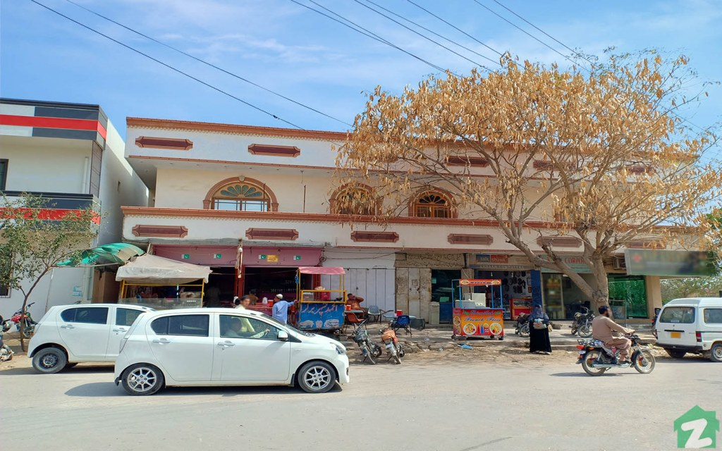 Gadap town is one of the largest towns in Karachi