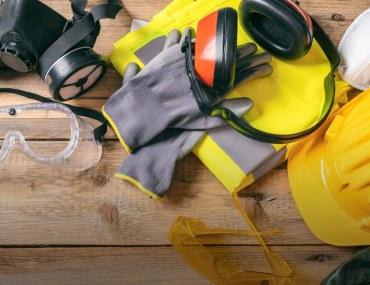 Construction site risks