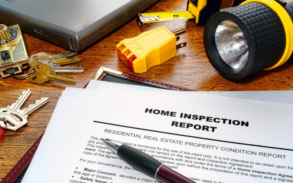 House inspection is an important element of buying a used house