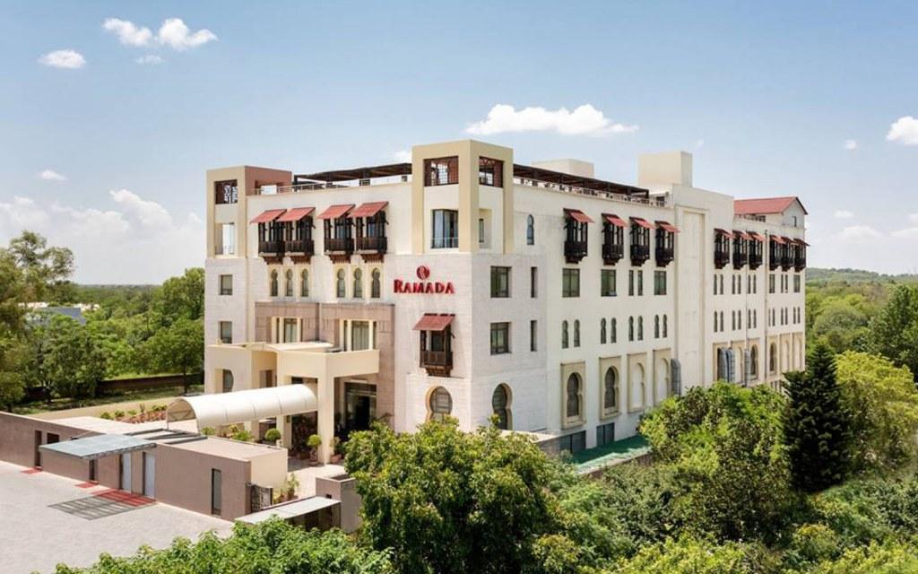 Four-Star Ramada Islamabad Hotel