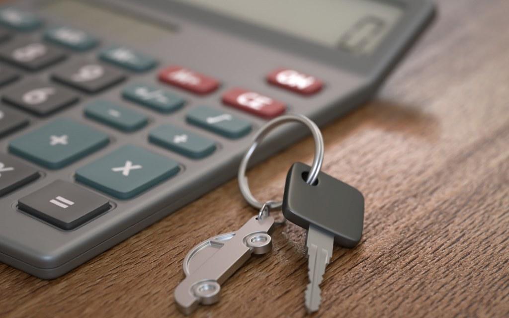 Formula for Auto Loan calculation