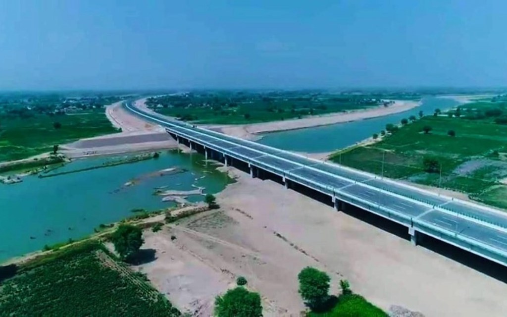 M-5 Motorway will be open to the public soon
