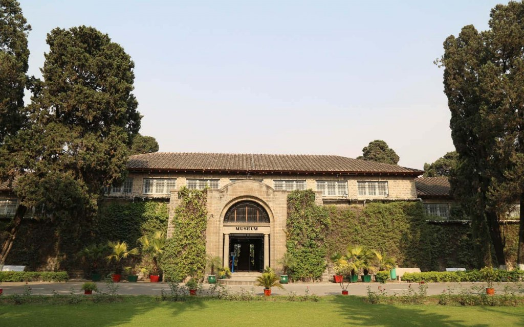 Entrance of Taxila Museum