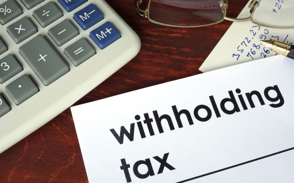 Withholding tax is applicable on both buyers and sellers of property in Pakistan