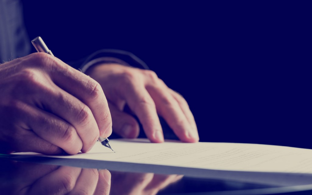 submission of documents of incorporation