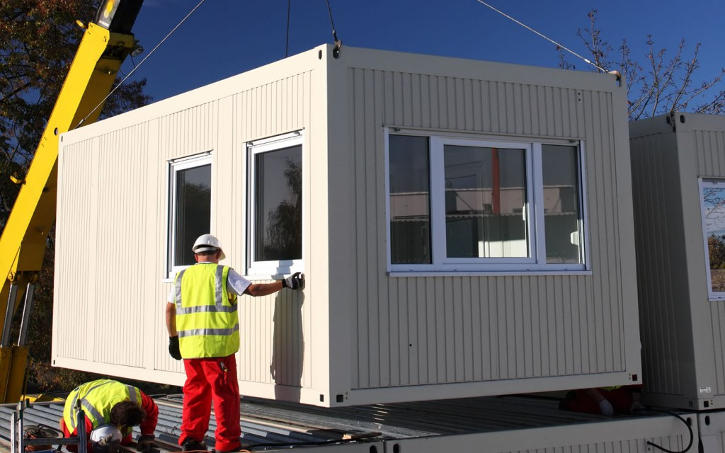 Prefabricated housing technology in NPHP