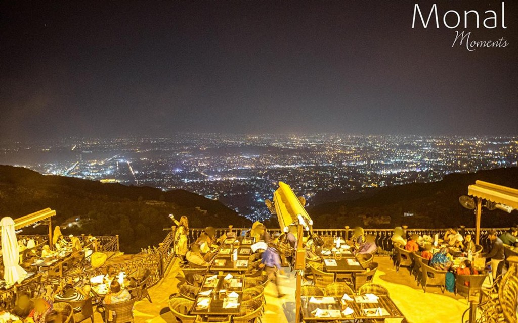 The Monal is one of the best hi-tea restaurants inIslamabad