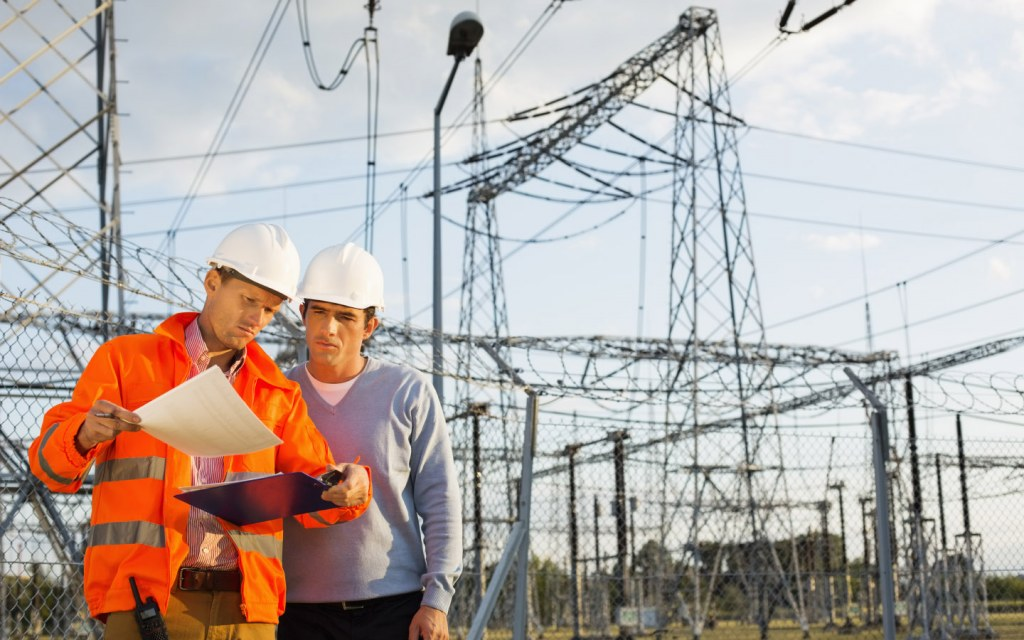 Take precautionary measures to prevent yourself from electrocution hazards