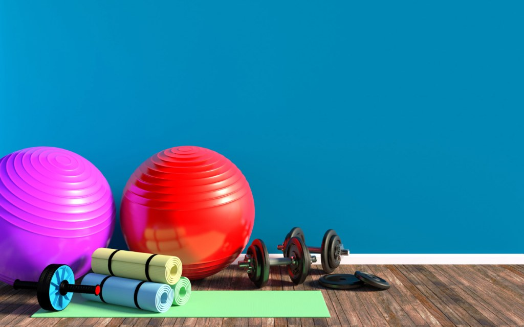 achieve your fitness goal by setting up a home gym at your home