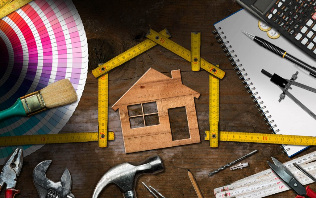 Always buy a house that can be maintained easily