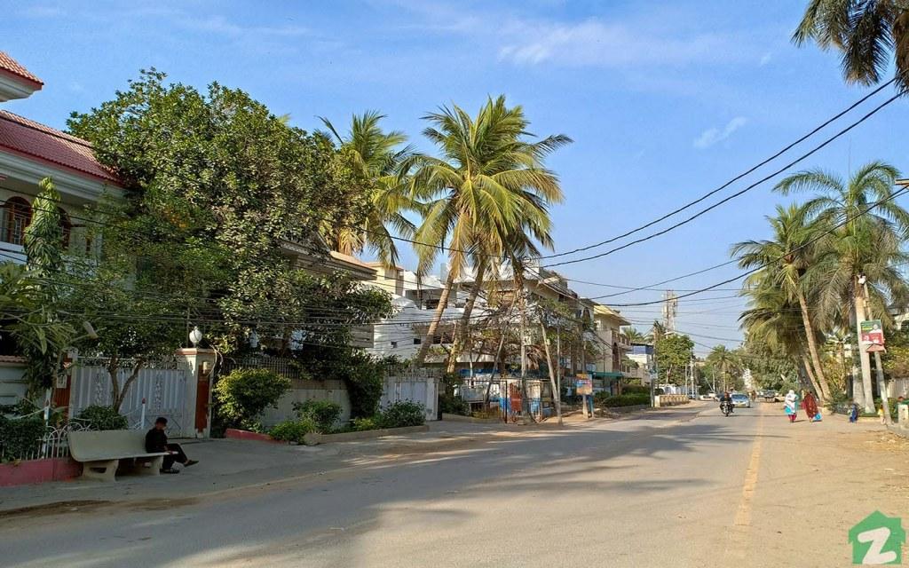 infrastructure in Gulshan-e-Iqbal Karachi