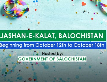 Jashan-e-Kalat to be hosted from 12 October to 18th October in Khaliqabad