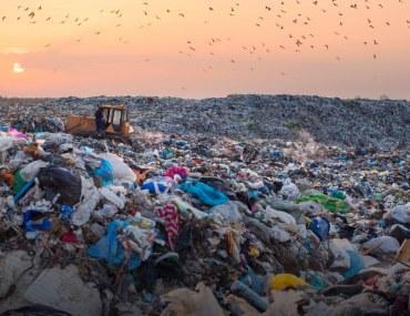 Solid waste management in Karachi