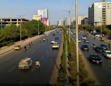 Benefits of living on shahrah-e-faisal