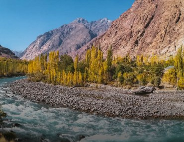 popular hotels in Hunza Valley