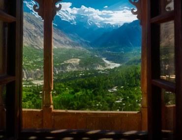 best hotels in Hunza