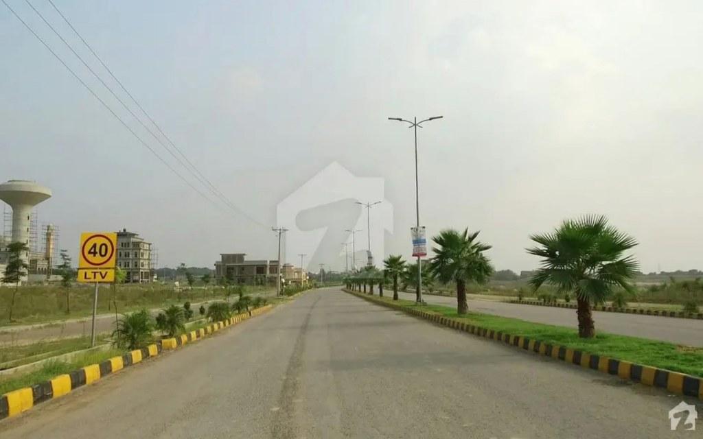 Development is rapidly underway at Taj Residencia, Rawalpindi