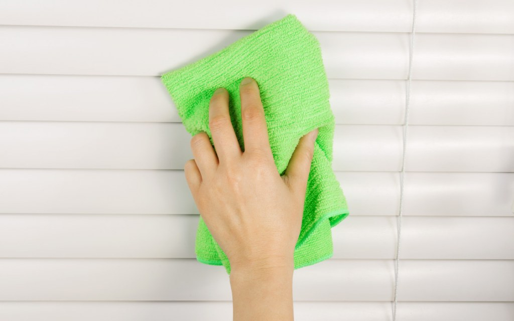 Blinds are low-maintenance window treatments for homes