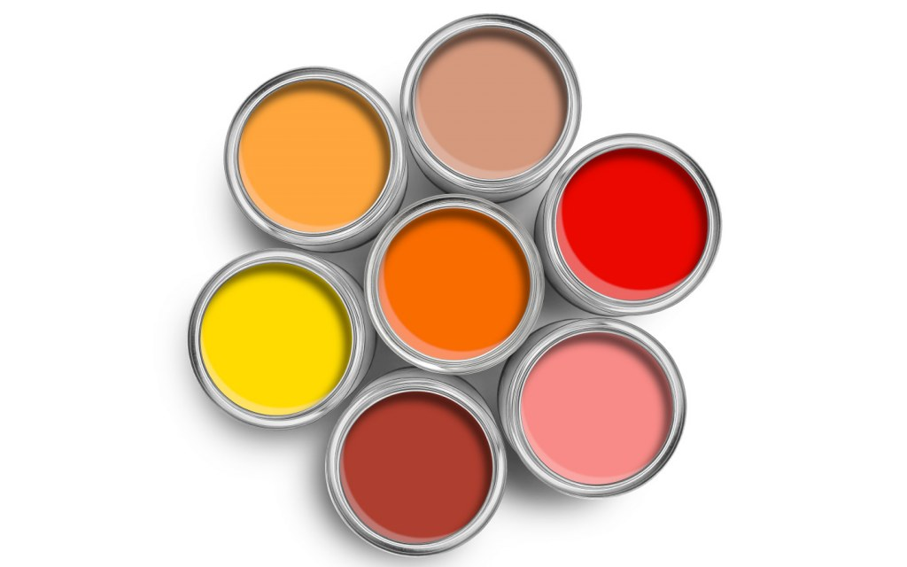 Make your home feel warm and cosy with paints