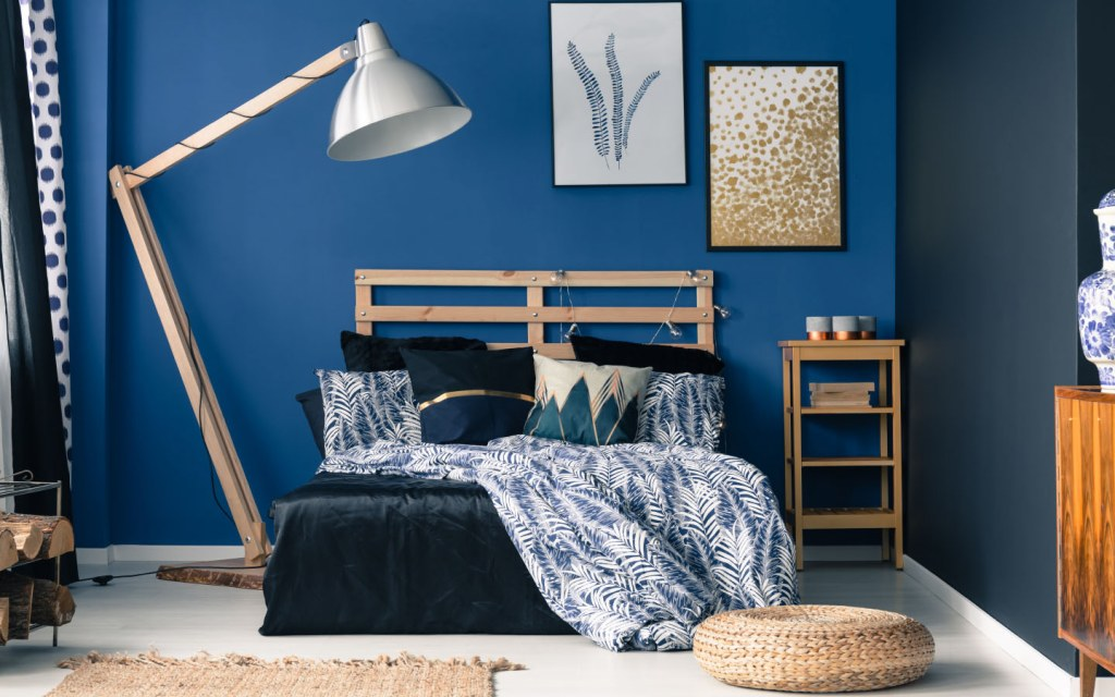 Choosing the right colour palette for your bedroom
