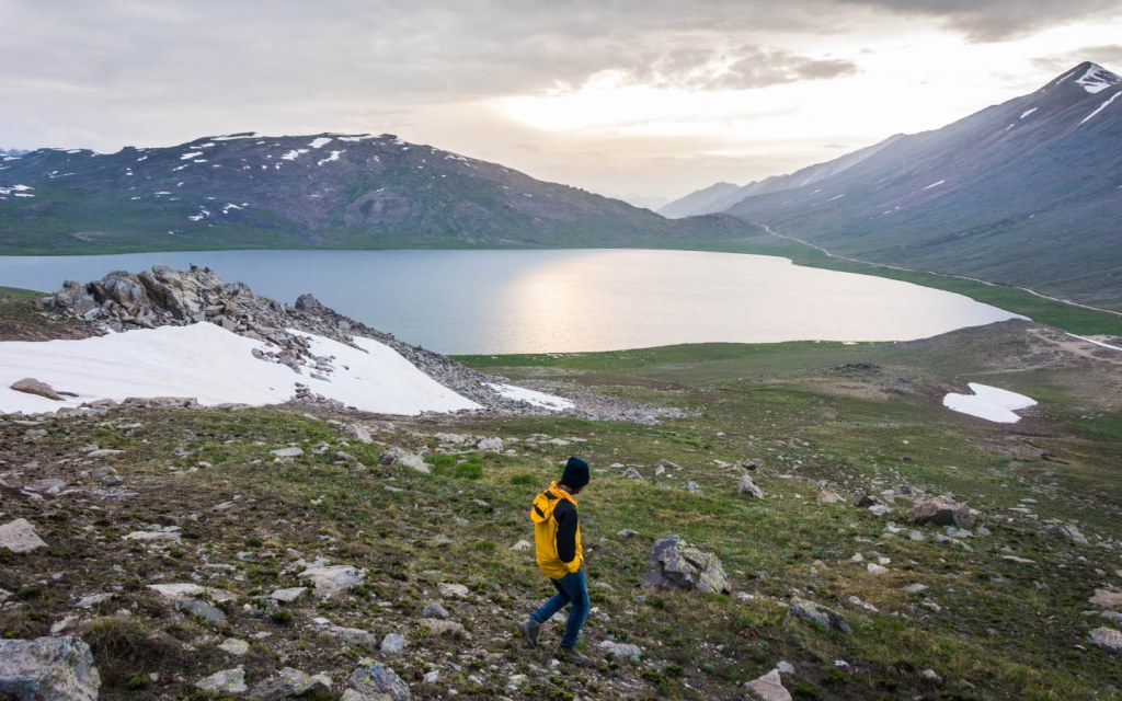 Deosai National Park is a 4 to 6 days trek from the nearest town