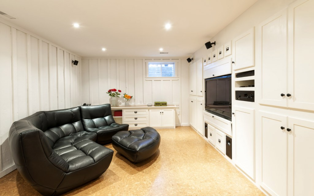Add a basement to your house plan if you want a cosy den to spend the evenings