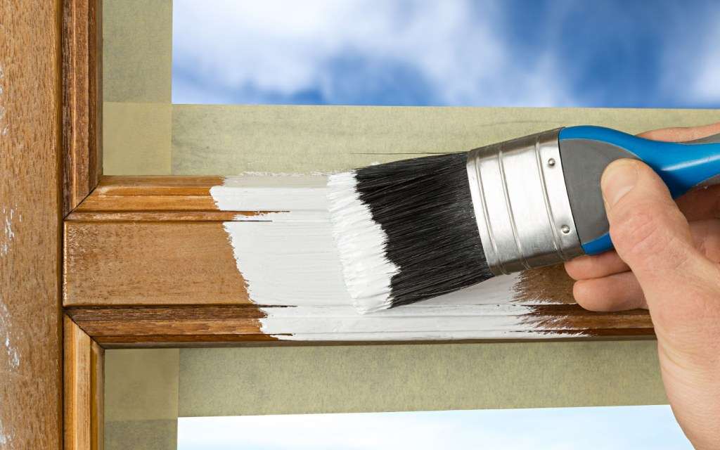 Easy Maintenance is one factor when choosing between wooden and aluminium windows