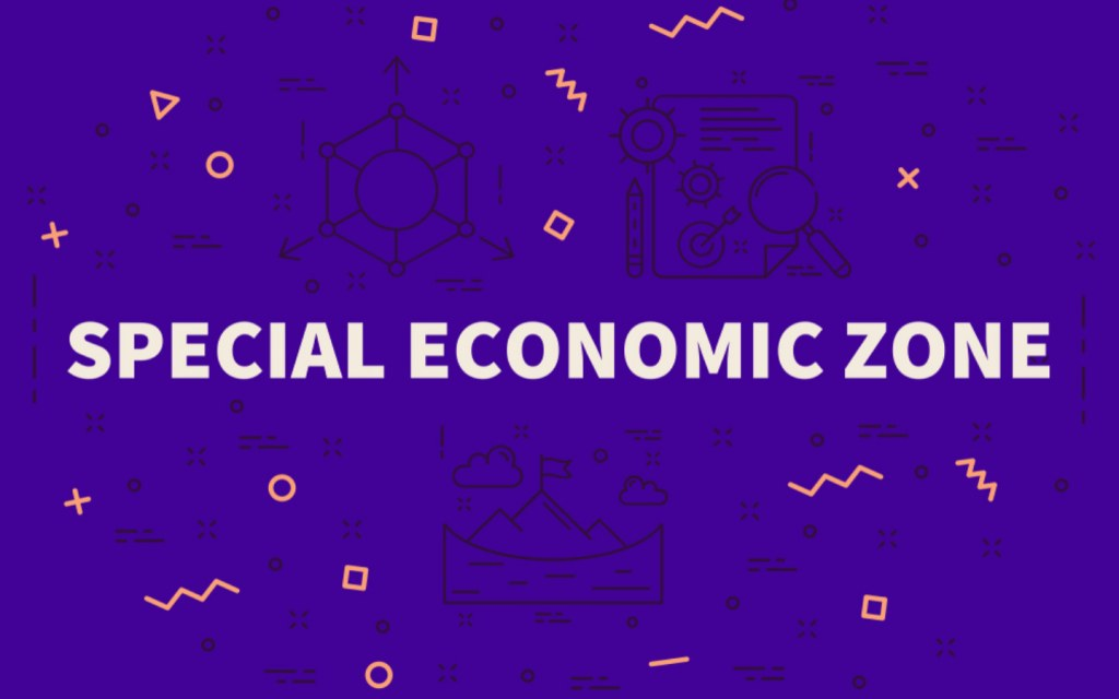There are several Special Economic Zones being built as part of CPEC