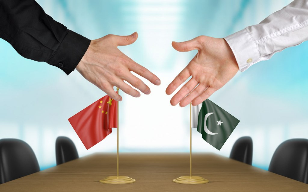 Pakistan-China friendly relations