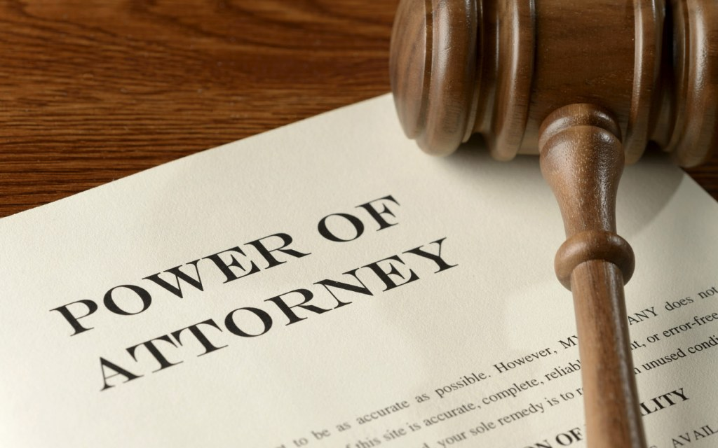Power of Attorney for a property
