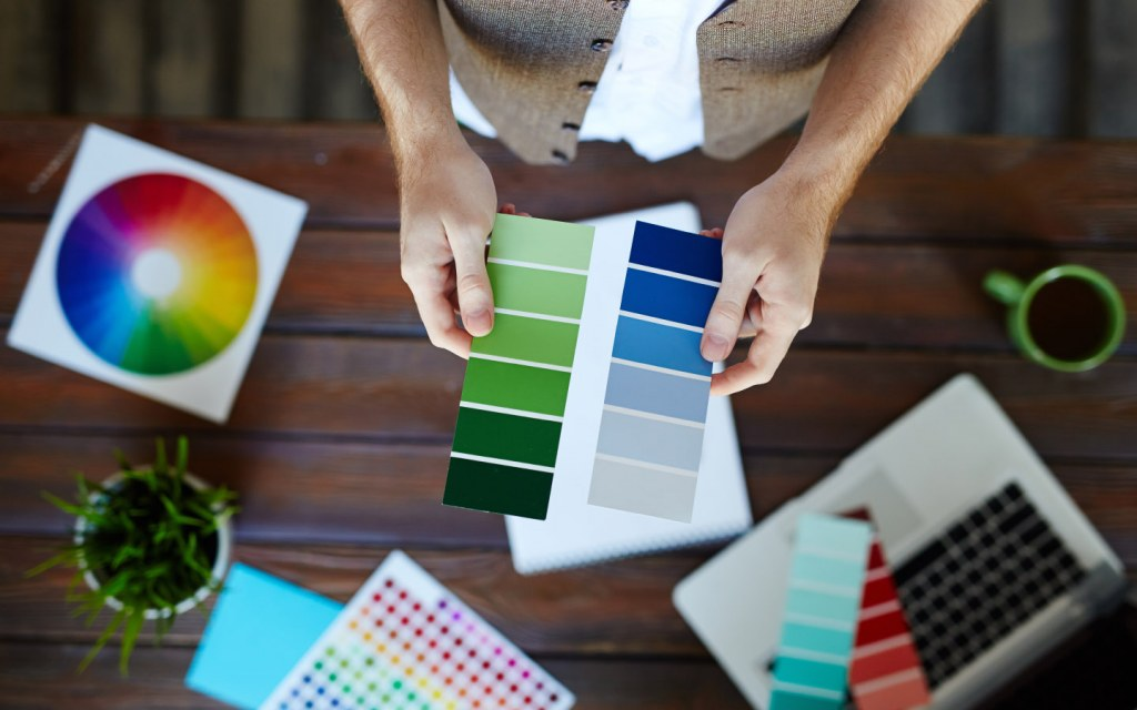 Getting the best colour combinations is one of the top pros of hiring a designer for your interior