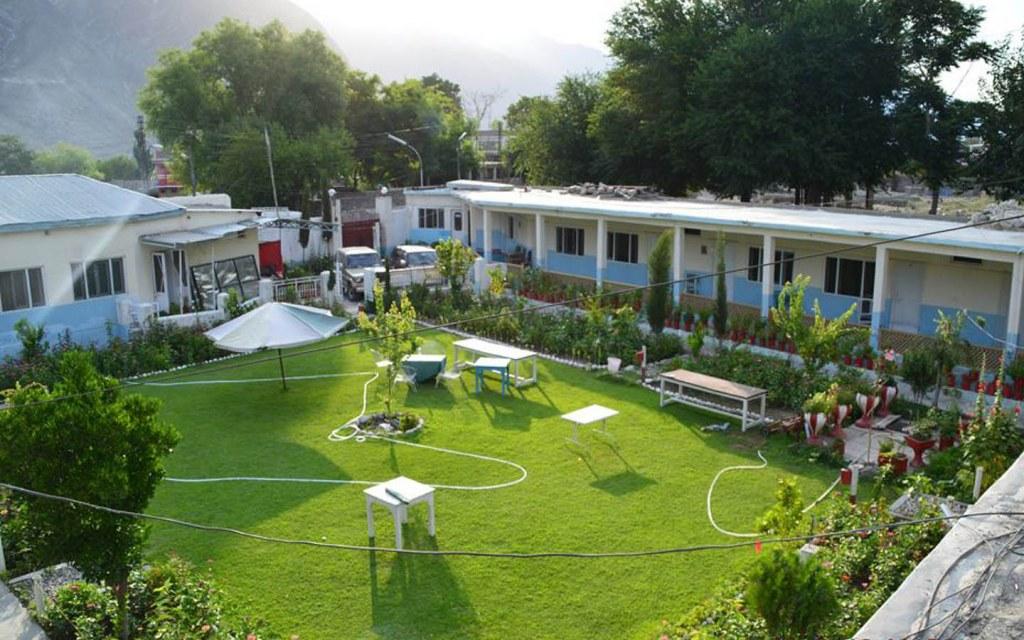 Madina Hotel 2 in Gilgit
