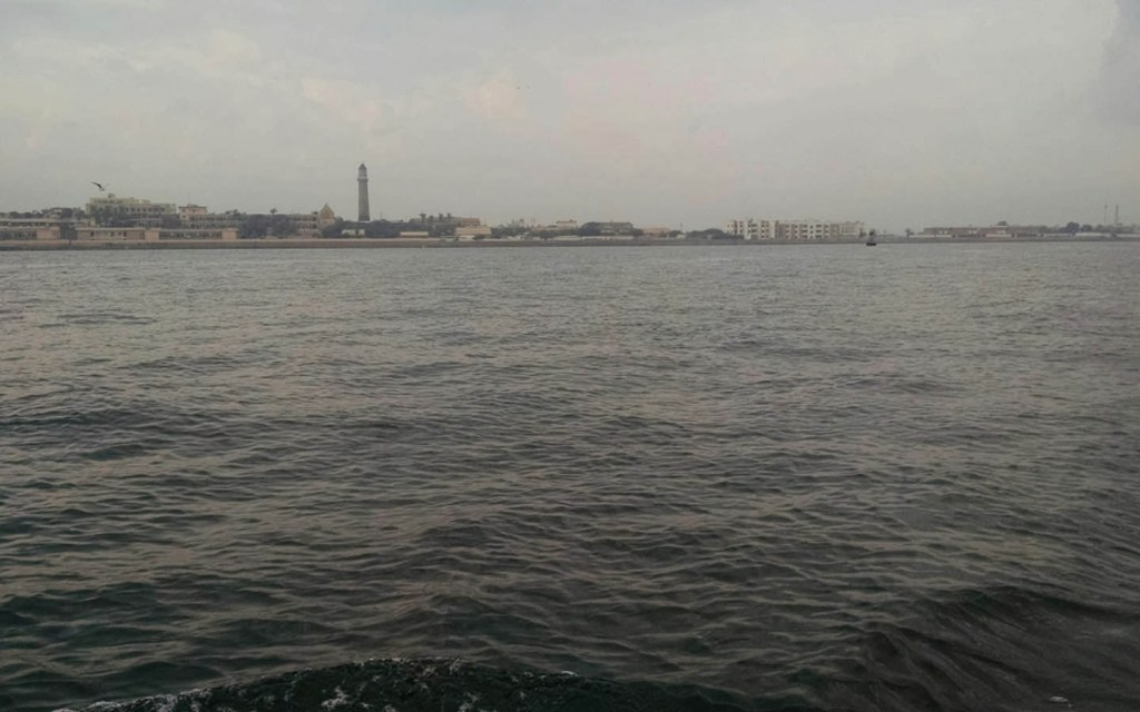 Adventure seekers should take a boat to Manora, rather than going by road