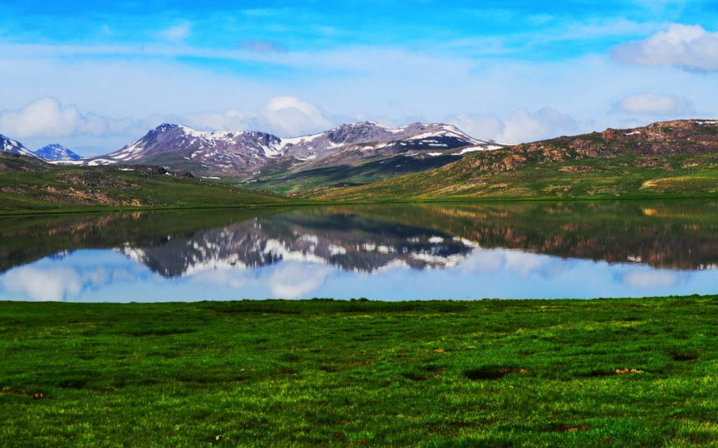 Things to do in Deosai National Park include visiting Sheosar Lake