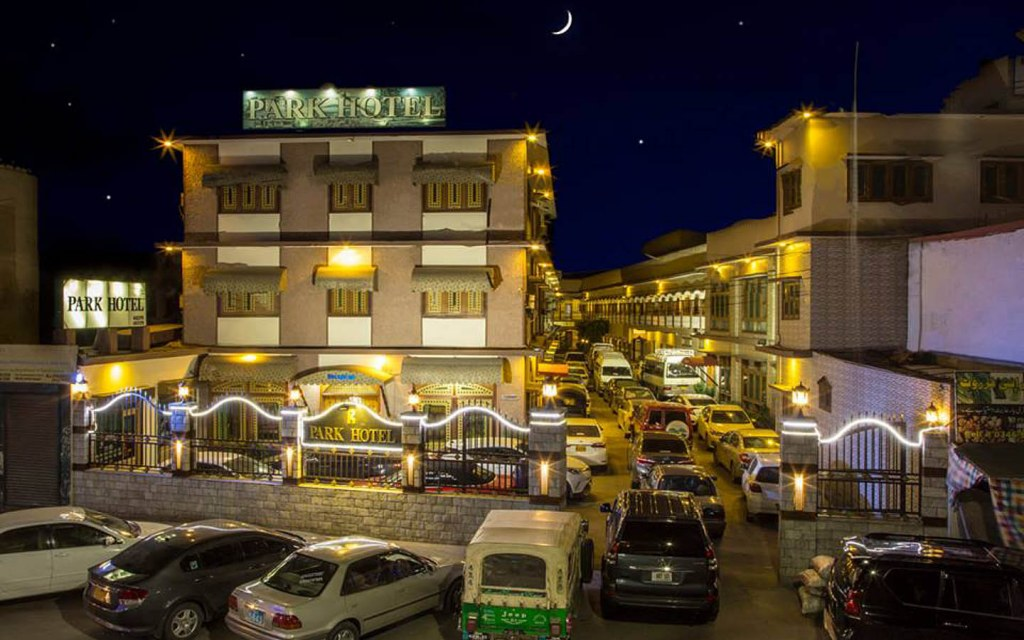 best places to stay in Gilgit during vacations