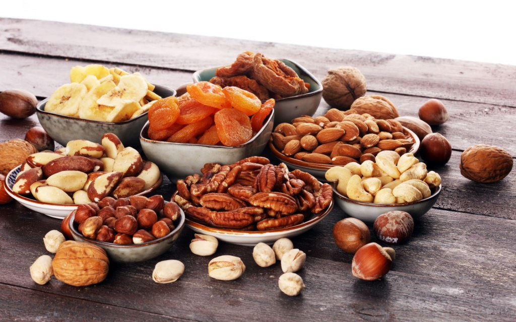 Pakistan is rich in dry fruits of all kinds