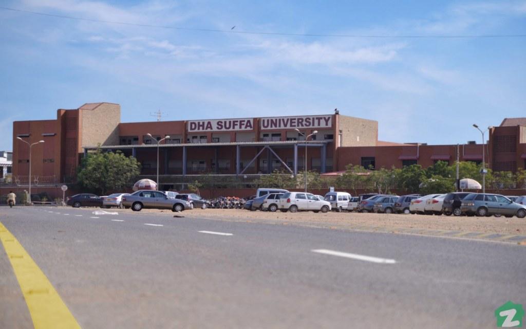 Suffa University in DHA Karachi