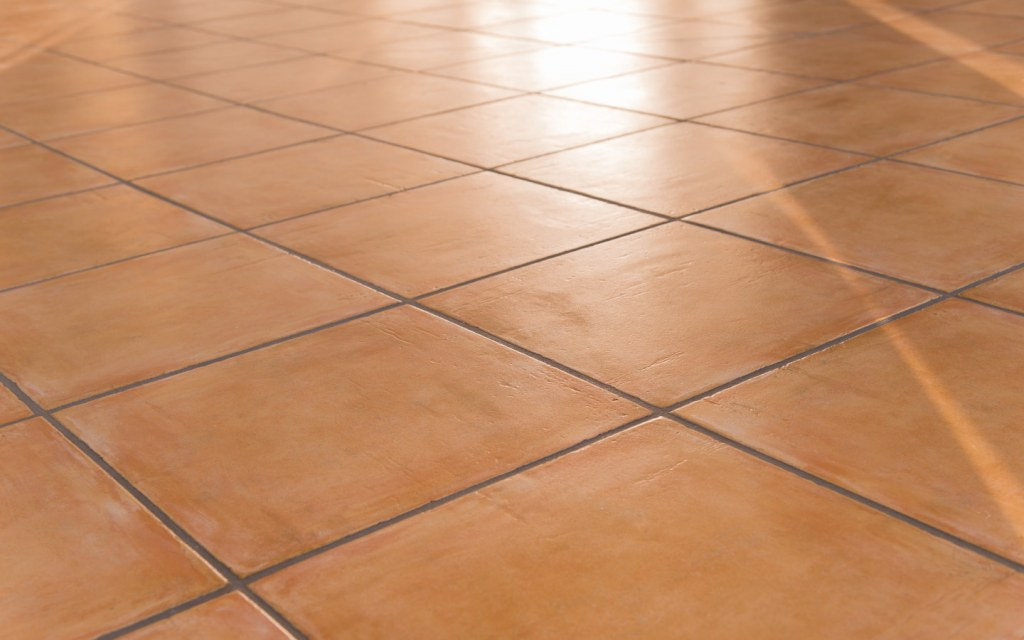 Matte tiles are perfect as bathroom flooring in Pakistan
