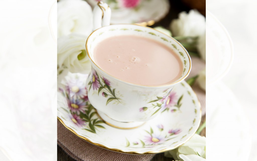 End your winter meal on a warm note with Kashmiri Chai